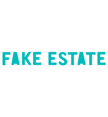 Fake Estate Logo Design