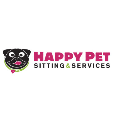 Happy Pets Logo Design