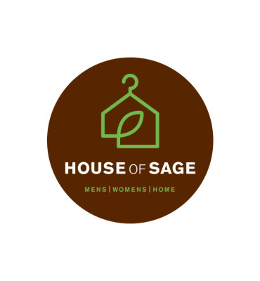 House of Sage Logo Design