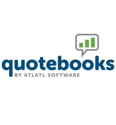Quotebooks Logo Design
