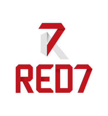 Red7 Agency Logo Design