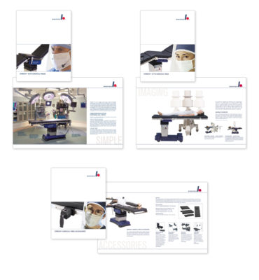 Berchtold Catalog Design