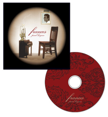 Frances CD Cover Design