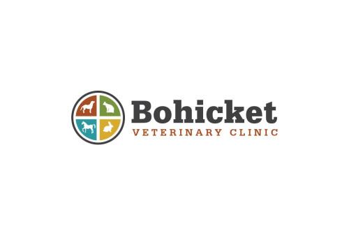 Bohicket Vets Logo Design