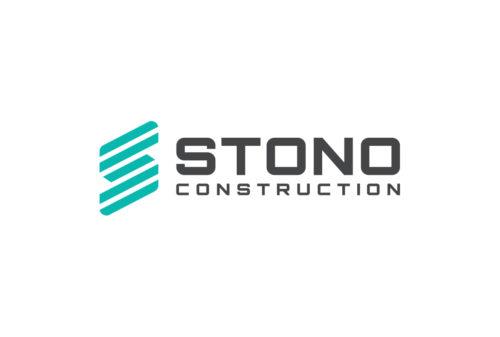 Stono Construction Logo Design